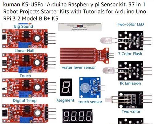 Arduino-Sensor-Amazon-Manufacturer-Kuman