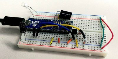 Featured-Arduino Temperature and Light sensors
