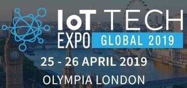 IoT Tech Expo Global 2019