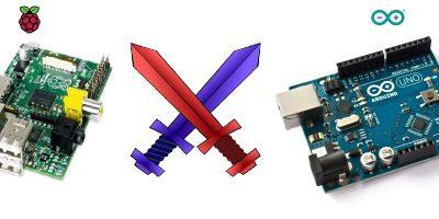 Raspberry Pi Versus Arduino1