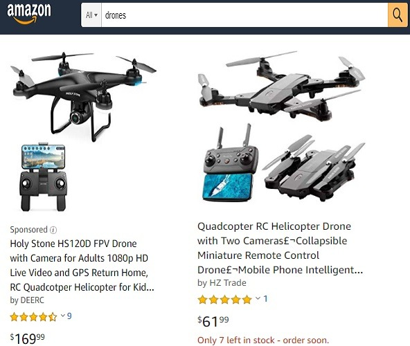Buy-Drones-Amazon