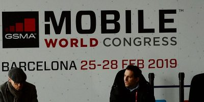 Mobile World Congress LG Booth