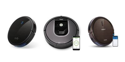 Best Smart Vacuums Featured