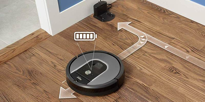 Best Smart Vacuums Roomba 960