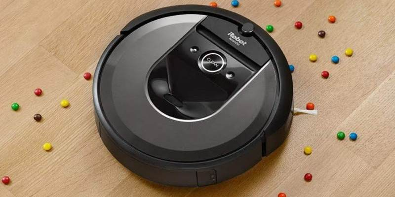Best Smart Vacuums Roomba I7 Plus
