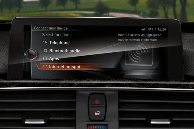 How Cars Are Getting Smarter Bmw Connected Drive
