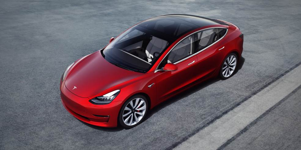 How Cars Are Getting Smarter Tesla Model 3