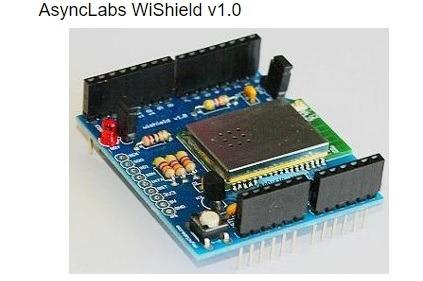 Asynclabs Wi Shield V1.0