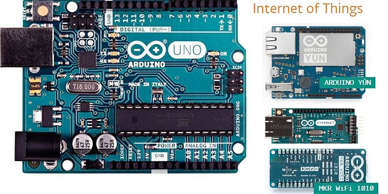 Featured Arduino Boards Opt