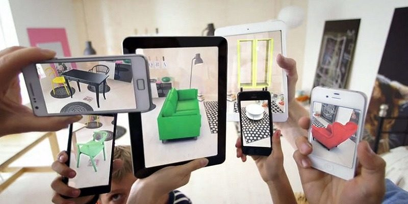 Featured Augmented Reality Smart Homes