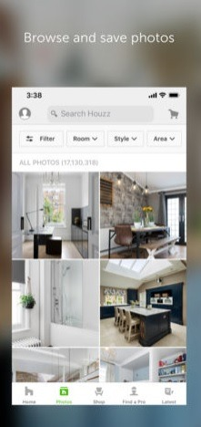 Houzz Mobile App Itunes