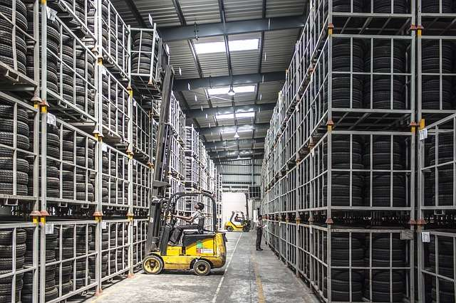 Iot Delivery Warehouse