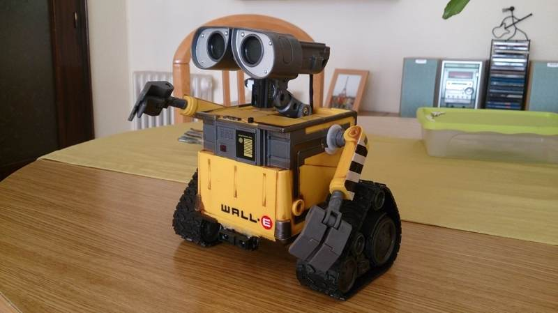 Arduino Iot Projects Wall E Robot