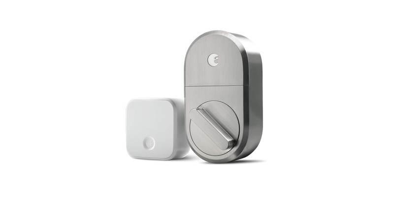 Best Smart Lock August Smart Lock Pro Plus Connect