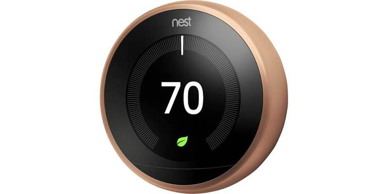 What Is Machine Learning Learning Thermostat