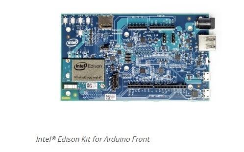 Arduino Intel Edison