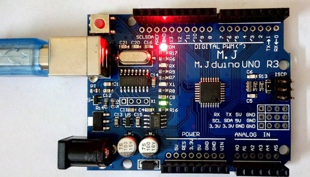 Bluetooth Led Blinking
