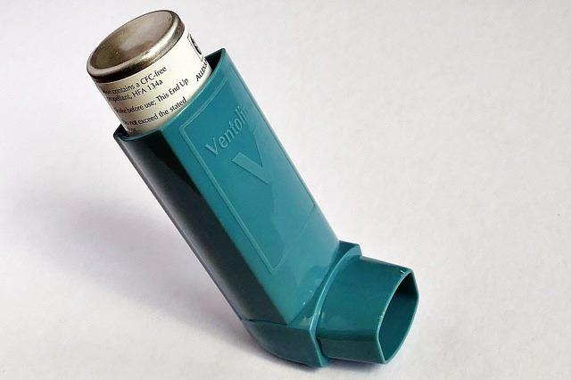 Healthcare Examples Inhaler