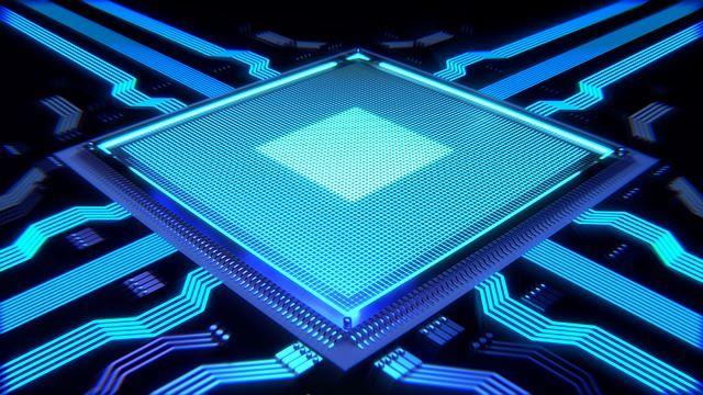 Sony Chip Processor