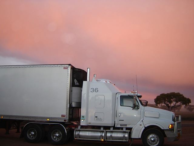 Sony Chip Truck