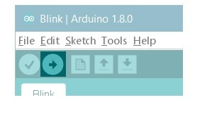 Upload Program Arduino