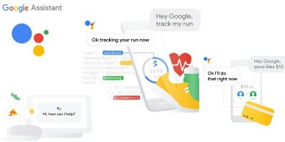 Using Google Assistant In Iot