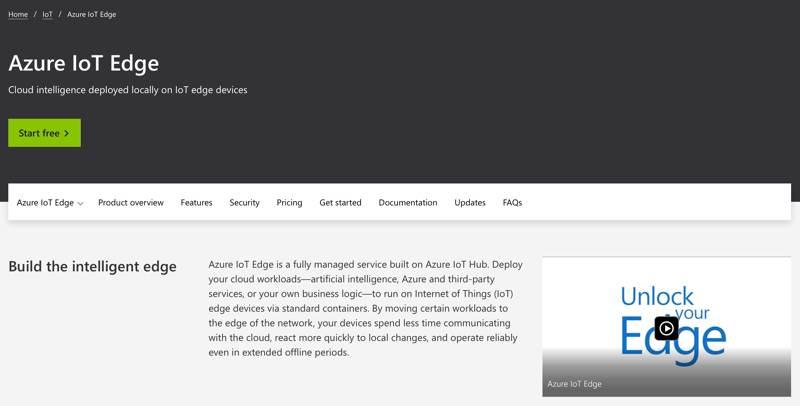 Ai Powered Iot Software Azure Iot Edge