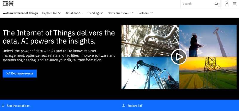 Ai Powered Iot Software Ibm Watson Iot