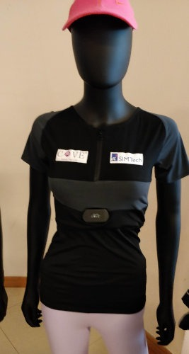 Kaha Smart Fitness T Shirt