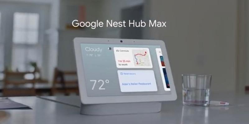 News Google Nest Hub Max Featured
