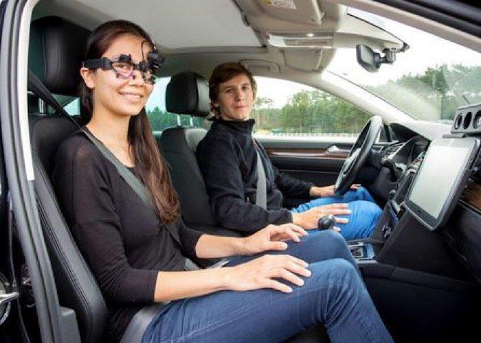 News Volkswagen Motion Sickness Passengers