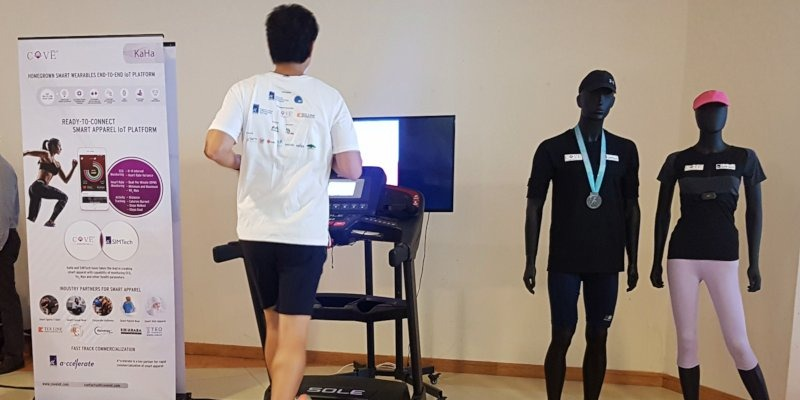 Smart Fitness T Shirt Featured