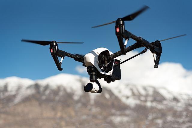 Amazon Drone Flight