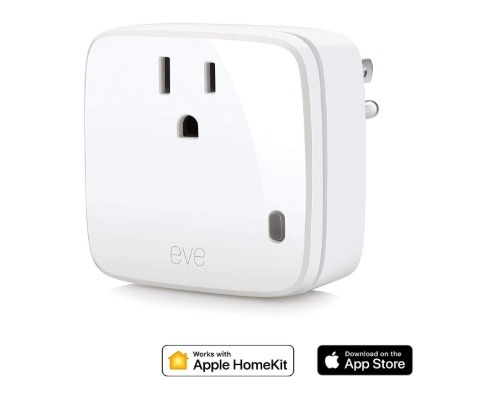 Eve Energy Smart Plug Power Meter