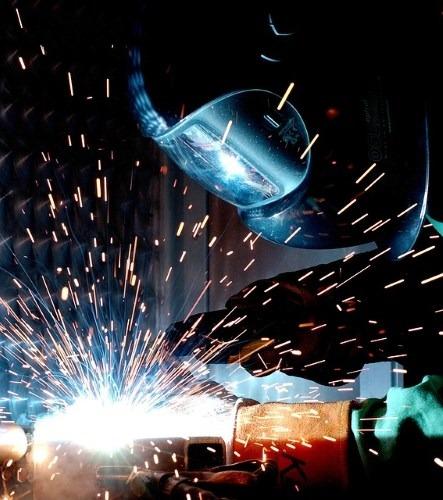 Industrial Iot Welder