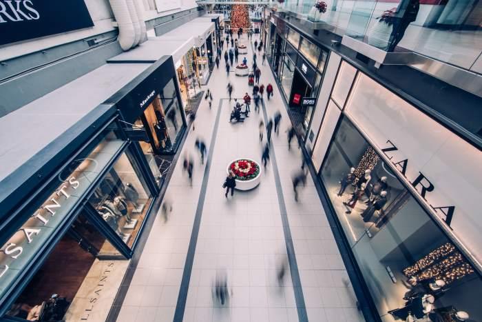 Smart City Display Mall