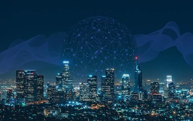 Smart City Display Network
