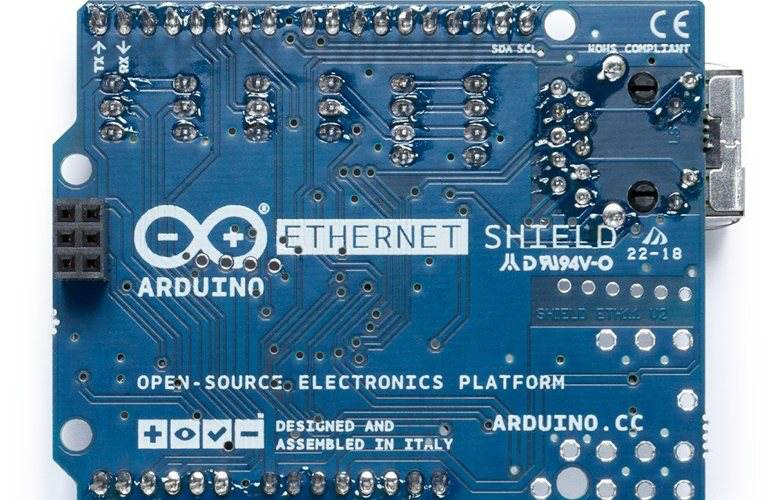 Arduino Web Server Arduino Ethernet Shield
