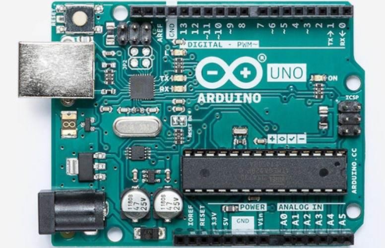 Arduino Web Server Arduino Uno