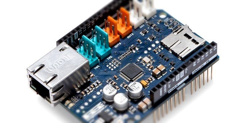 Arduino Web Server Featured