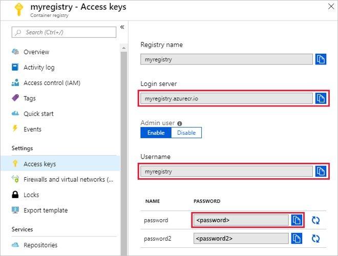 Azure Iot Edge Container Registry