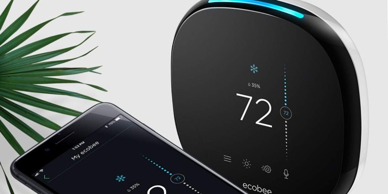 Best Smart Thermostats Ecobee4
