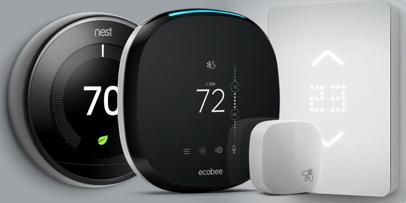 Best Smart Thermostats Featured