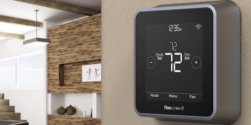 Best Smart Thermostats Honeywell Lyric T5