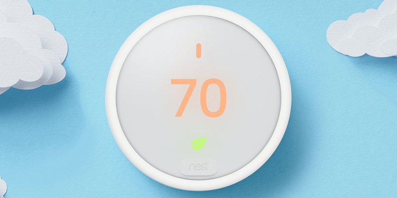 Best Smart Thermostats Nest Thermostat E