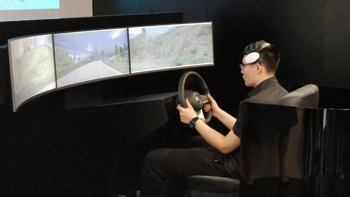 Brain To Vehicle User Demo