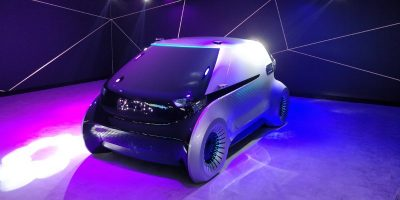 Ces Smart Vehicles Featured