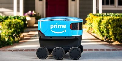 News Amazon Delivery Robots Featured