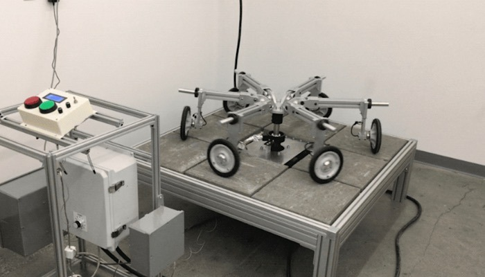 News Amazon Delivery Robots Model