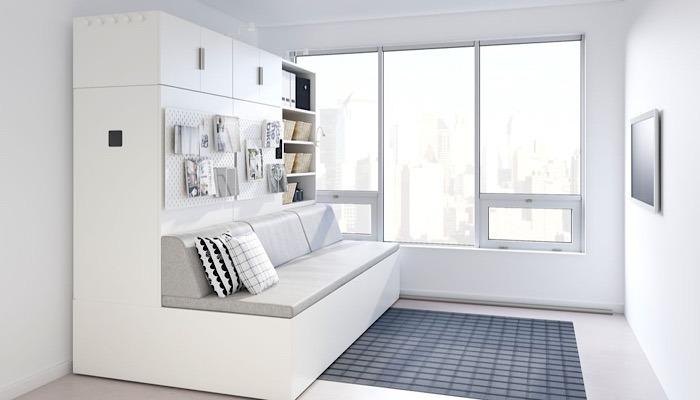 News Ikea Robotic Furniture Flipside